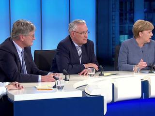 """""""Альтернатива для Германии"""" стала сенсацией. Меркель принимает поздравления"""