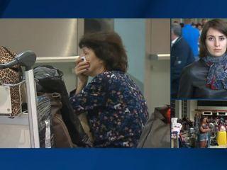 """В """"Домодедове"""" сотни пассажиров больше суток ждут вылета рейсов """"ВИМ-Авиа"""""""