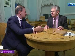 Избранный президент РАН рассказал о самом неожиданном дне в его жизни