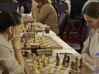 ЧЕ по шахматам: женская сборная РФ победила