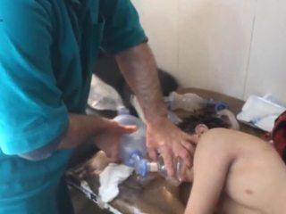 В применении химоружия вновь обвинили власти Сирии