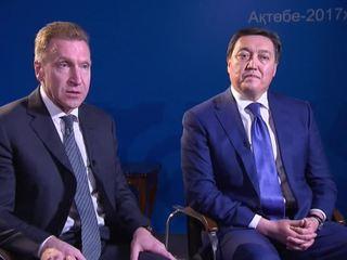 Игорь Шувалов: товарооборот с Казахстаном составил 1/4 от объема торговли в СНГ