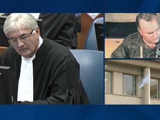 Гуськова: виновность Младича не доказана, предстоит апелляция