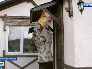 """""""Дон Кихот"""" из села Лох собирается кормить туристов пиццей с домашним сыром"""