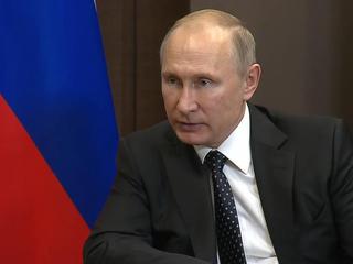 Путин: Россия будет продавать больше зерна в Судан