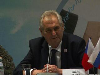 Россия и Чехия подписали 4 соглашения в Екатеринбурге