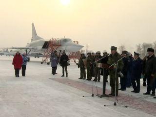 Из Сирии в Иркутскую область вернулись российские летчики
