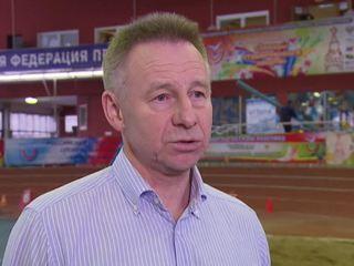 В Москве в манеже имени братьев Знаменских стартовал зимний легкоатлетический сезон
