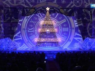 Глава МВД поздравил детей сотрудников полиции с Новым годом