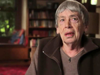 Известная писательница Урсула Ле Гуин скончалась на 89-м году жизни