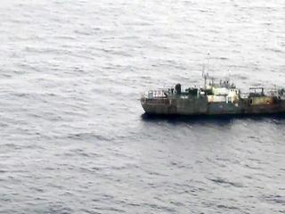 На Камчатке задержали судно-браконьер с четырьмя тоннами наживки для ловли краба