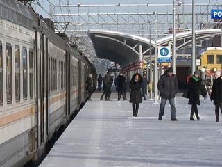 В столице в этом году отремонтируют 19 железнодорожных станций