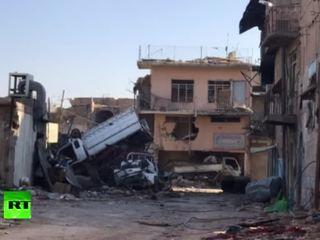 США сокращают группировку своих военных в Ираке