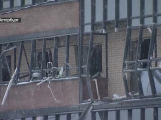 В Петербурге при взрыве газа в жилом доме три человека получили сильные ожоги