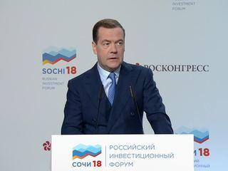 Медведев ожидает серьезного улучшения финансового климата в регионах