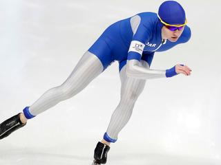 Россиянка Наталья Воронина выиграла бронзу в конькобежном спорте