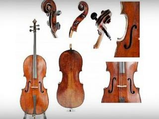 В Париже украли виолончель стоимостью в миллион 300 тысяч евро