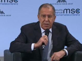 Лавров назвал трепотней доклад США о вмешательстве РФ в выборы