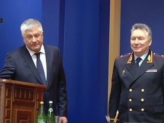 Новым начальником тамбовской полиции стал генерал Николай Скоков