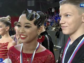 В Краснодаре прошел финал чемпионата России по спортивным танцам