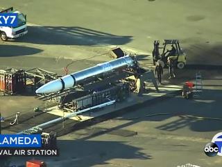 Американская компания работает над созданием сверхлегкой ракеты