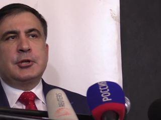 Саакашвили запретили въезд на Украину