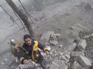 """""""Белые каски"""" продолжают свои """"гастроли"""" по Сирии"""