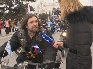 В Севастополе 23 февраля отметили большим митингом