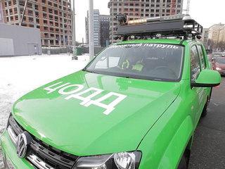Городские технологии. Дорожный патруль. Специальный репортаж Дмитрия Щугорева