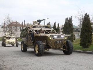 Кадыров оценил возможности новой машины для спецназа