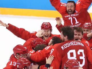 Как российские хоккеисты шли к золоту Олимпиады-2018