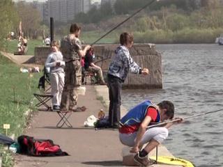 рыбалка в москве спорт