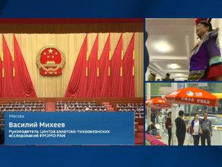 Василий Михеев: эра ухода от казарменного социализма в Китае закончилась