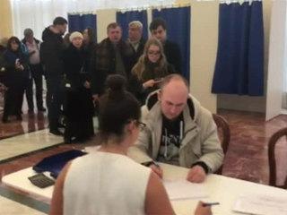 В Бельгии фиксируют рекордную явку избирателей на выборах президента Российской Федерации