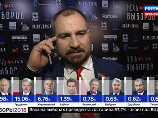 Максим Сурайкин: обидно, что граждане выбрали не социализм, а конкретного человека