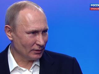 Владимир Путин: мы будем наращивать российско-китайское взаимодействие