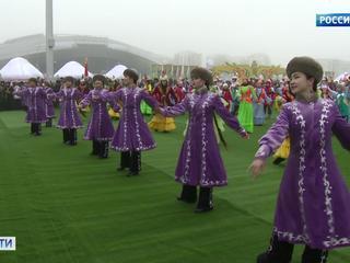 В Центральной Азии отмечают древний праздник весны Навруз
