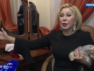 """Нахамили из-за йорка: Любовь Успенская возмущена действиями """"Аэрофлота"""""""