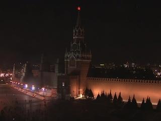 """Москва присоединилась к """"Часу Земли"""" в десятый раз"""