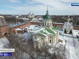 Власти Подмосковья выделили более 100 миллионов рублей на реставрацию Зарайского Кремля