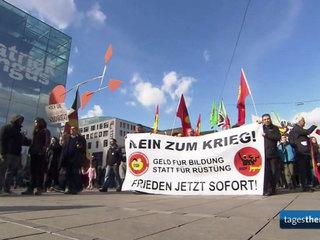 Десятки тысяч немцев выступили за улучшение отношений с Россией