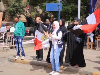 Абдель Фаттах ас-Сиси уверенно победил на выборах президента Египта