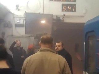 Арестован заказчик теракта в питерском метро