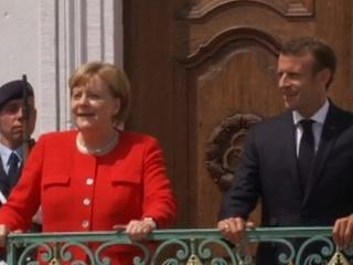 Меркель и Макрон создают фонд для стабилизации Европы