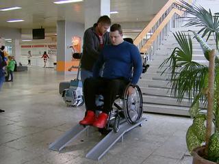 Подъемники, шагающие коляски: в Тольятти разрабатывают новую технику для инвалидов