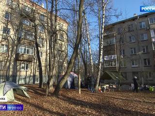 26-этажная башня раздора: жители Кунцево против возведения новых домов и сноса существующих