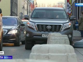 В Москве предлагают вдвое повысить тарифы на парковку в центре