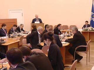 В Петербурге прошла сессия МПА СНГ