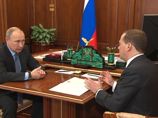 Медведев: министерство по развитию Дальнего Востока также должно заняться Арктикой