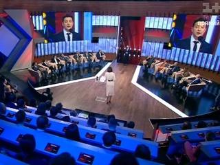 Кот в мешке или волк в овечьей шкуре: кандидаты в президенты Украины встретятся на стадионе